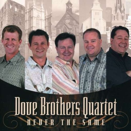 CD : Dove Brothers - Never The Same (CD)