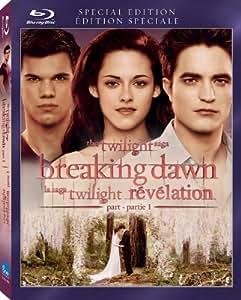 Twilight Saga - Breaking Dawn - Part 1  / La saga Twilight - Révélation - Partie 1 (Bilingual) [Blu-ray]