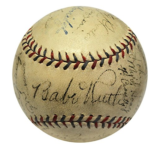 1932-New-York-Yankees-Team-Signed-Baseball