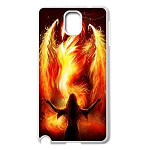 FLYBAI Monster Demon Phoenix Phone Case For Samsung Galaxy note 3 N9000 [Pattern-6]