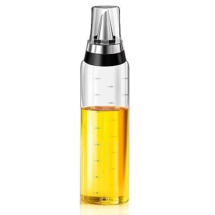 Botella De Aceite/Olla De Aceite A Prueba De Fugas De Vidrio/Salsa De