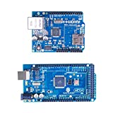 Ethernet Shield W5100 Mega2560 - SunFounder Mega 2560 R3 + W5100 Network Development board Starter Kit