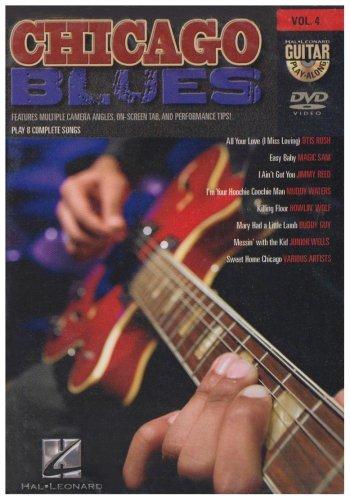 Chicago Blues - Guitar Play-Along DVD Vol. 4 by Doug Boduch