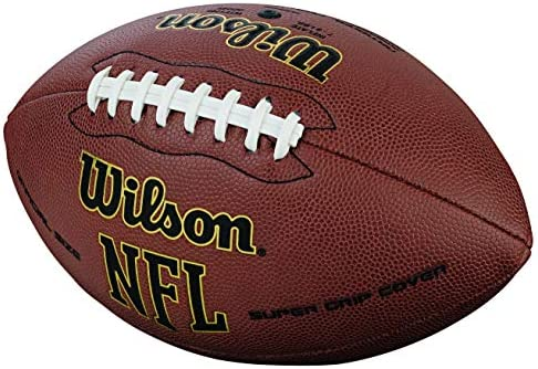 2016 WILSON NFL SUPER GRIP COMPOSITE AMERICAN FOOTBALL OFFICIAL SIZE