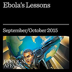 Ebola's Lessons