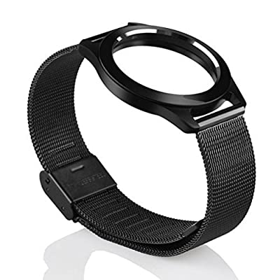 Misfit Shine 2 replacement Band,Voberry® Steel Wristband Strap Bracelet Sleep Fitness Monitor For Misfit Shine 2