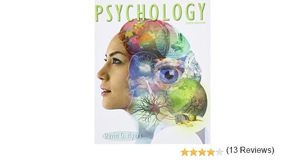 Psychology david g myers 9781429261784 psychology amazon canada fandeluxe Images
