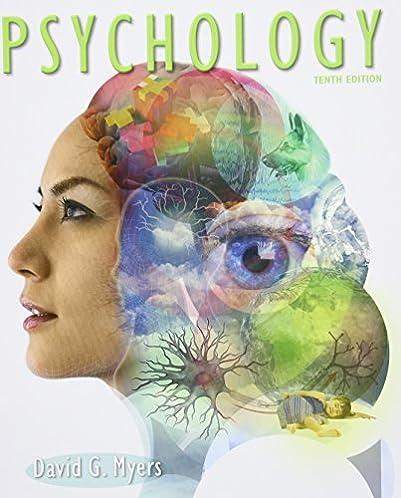 amazon com psychology 10th edition 9781429261784 david g myers rh amazon com Myers Psychology Book psychology david myers 10th edition study guide pdf