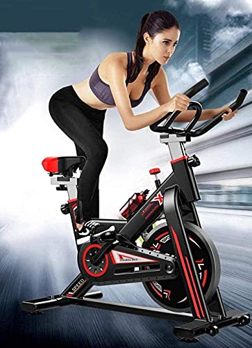 Fitness Bike Thuis Sport Fitness Bike Magnetische Controle Ultra-stille Indoor Gewichtsverlies Spinning Bike Variabele…