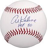 "Al Kaline Detroit Tigers Autographed Baseball with ""HOF 80"" Inscription - Fanatics Authentic Certified"