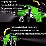 Valianto W77 Siphon Feed Spray Gun with 1000cc