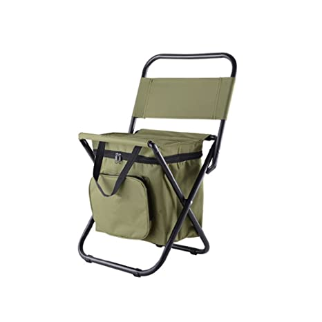 Genial Nadalan Outdoor Folding Chairs Fishing Backpack Chair/Portable Camping  Stool/Foldable Chair With Double