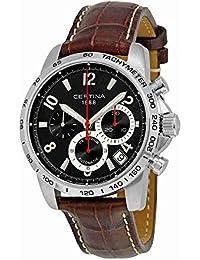 Mens Watches DS Podium Valgranges C001.614.16.057.00 - 2. Certina