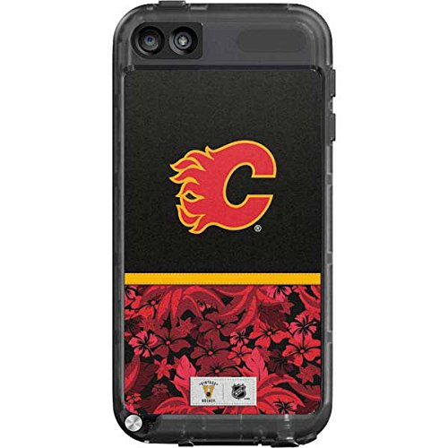 NHL Calgary Flames LifeProof fre iPod Touch 5th Gen Skin - Calgary Flames Retro Tropical Print