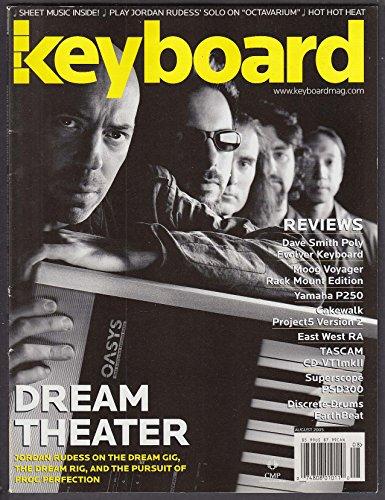 KEYBOARD Dream Theater Jordan Rudess Hot Hot Heat ++ 8 2005