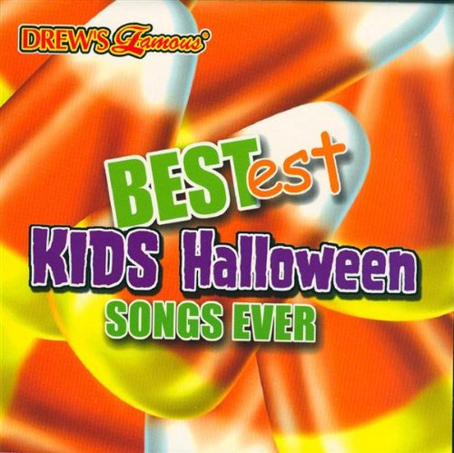Drew's Famous Bestest Kids Halloween Songs