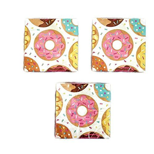 Donut Time Party Bundle Napkins (48) ()