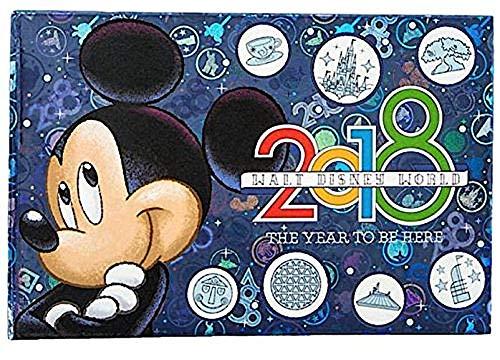 Walt Disney World 2018 Year to Be Here Small Photo Album Holds 100