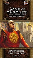 GoT Kartenspiel: Der Eiserne Thron • 2. Ed - Dazwischen gibt es Nichts/Westeros4
