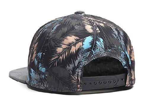 moda sombrero carta Sombrero plano sombrero gorra de hombres impresión de hop hip bordado béisbol SZSwnT7qa