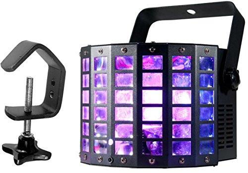 American DJ Mini Dekker LZR MIN535 Dual Effect Light w/