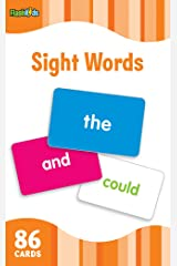 Sight Words (Flash Kids Flash Cards) Cards