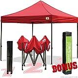 Abccanopy Kingkong-series 10 X 10-feet Commercial Instant Canopy Kit Ez Pop ...