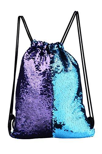 HITOP Drawstring Backpack Bag Sackpacks Shoulder Sports Back