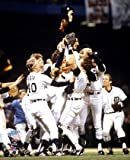 Detroit Tigers 1984 World Series Celebration Photo 8x10