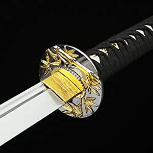 Ninja Sword, Samurai Sword Sharp Authentic Japanese Katana Sword