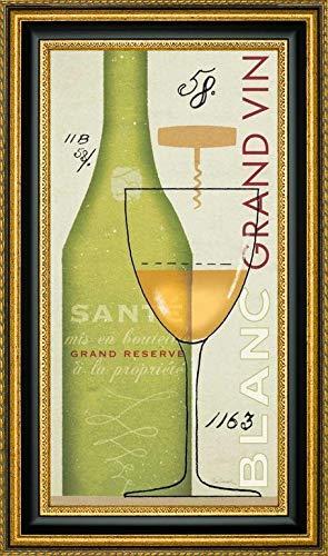 Grand Vin Blanc by Sue Schlabach - 27.25