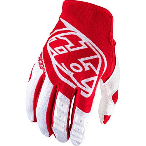 - 2018 Troy Lee Designs GP Gloves-Red-XL