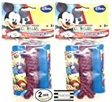 Mickey Mouse Clubhouse Jump Rope, 2 Pack