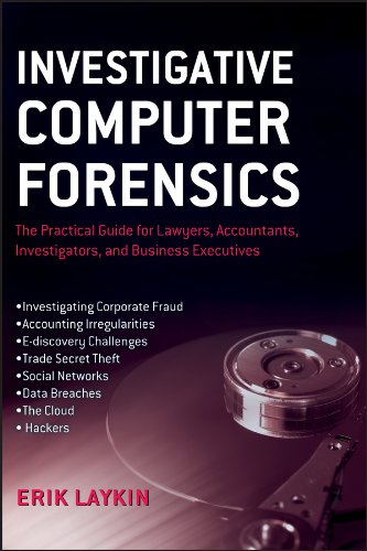 Erik Laykin - Investigative Computer Forensics: The Practical Guide for Lawyers, Accountants, Investigators, and Business Executives