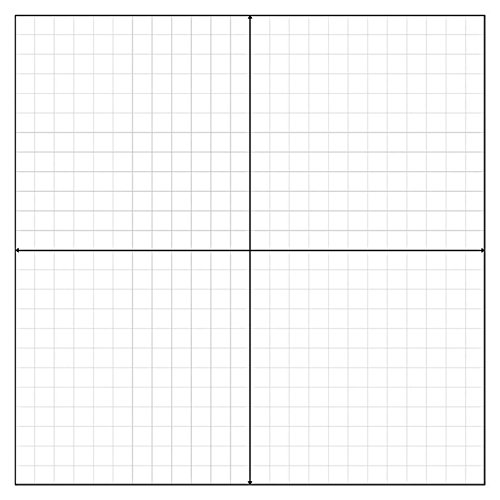 Amazon.com: Geyer Instructional Products 502895 Static Cling Grid ...
