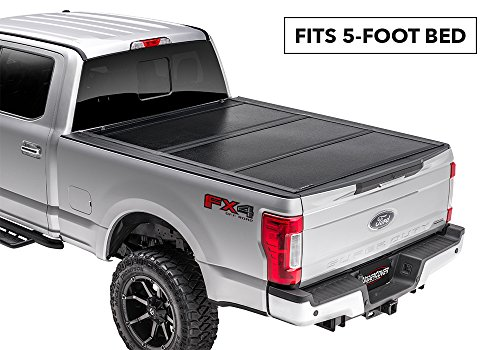 - UnderCover Flex Hard Folding Truck Bed Tonneau Cover | FX11002 | fits 2015-2019 Chevrolet Colorado/GMC Canyona 5ft Short Bed Crew