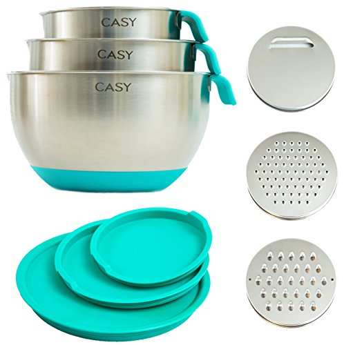 mixing bowl with measurement - 7