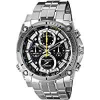 Bulova Men's 96B175 Precisionist Stainless Steel Watch