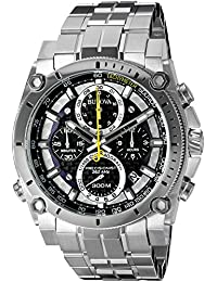 Men's 96B175 Precisionist Stainless Steel Watch