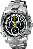 Kyпить Bulova Men's 96B175 Precisionist Stainless Steel Watch на Amazon.com