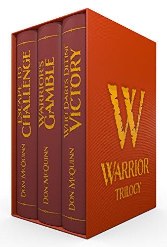 Warrior: The Moondark Saga, Books 1-3