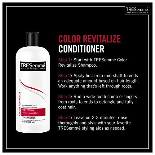TRESemmé Shampoo, Color Revitalize, 28 oz