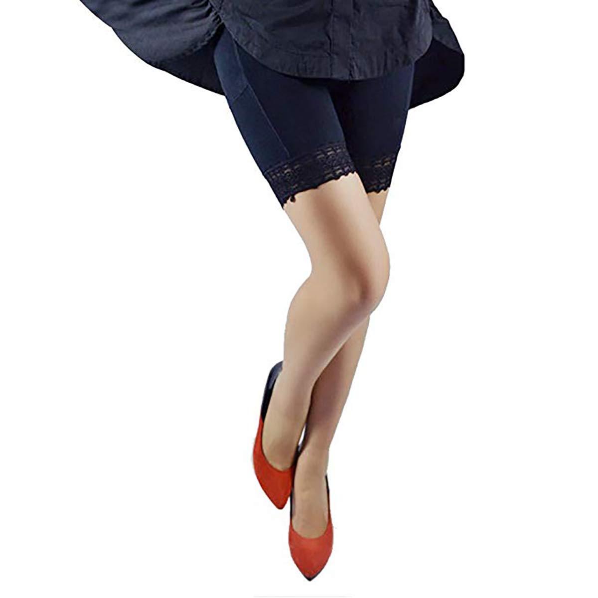 FF1 Women High Waist Elastic Panty Short Legging with Phone Pocket