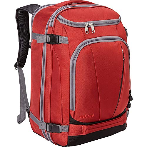 - eBags TLS Mother Lode Weekender Convertible Carry-On Travel Backpack - Fits 19