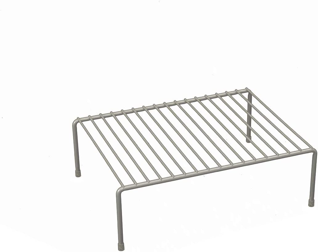 Organized Living Medium Cabinet Shelf - Nickel