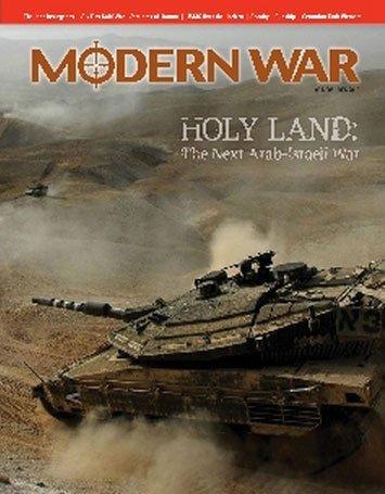 Amazon com: DG: Modern War Magazine, Issue # 8, with Holy