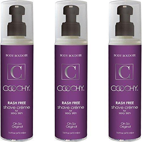 Coochy Rash Free Shave Cream - 8