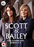 Scott & Bailey: The Complete Series (Season 1-4)