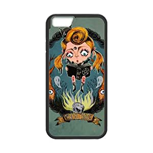 iPhone 6 Plus 5.5 Inch Phone Case Black Hocus Pocus JD8U9TKK How To Make a Cell Phone Case