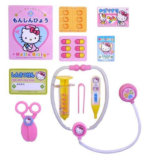 Hello Kitty Nurse Kit with Case from Japan by Muraoka